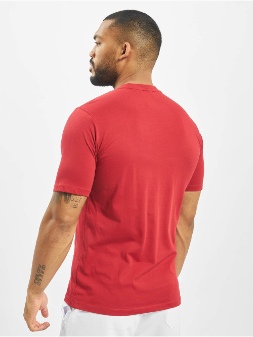 Sergio Tacchini T-Shirt Iberis rot