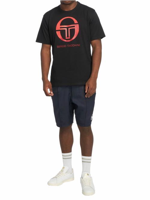 Sergio Tacchini T-Shirt Elbow schwarz