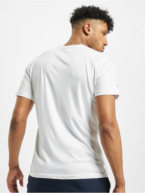 Sergio Tacchini T-Shirt Cable weiß