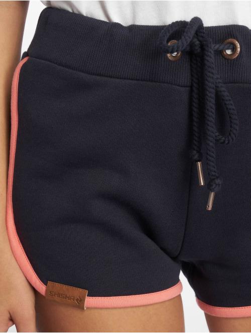 Shisha  Shorts Liese blau