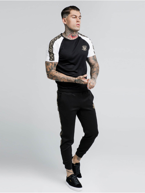 Sik Silk T-Shirt Performance schwarz