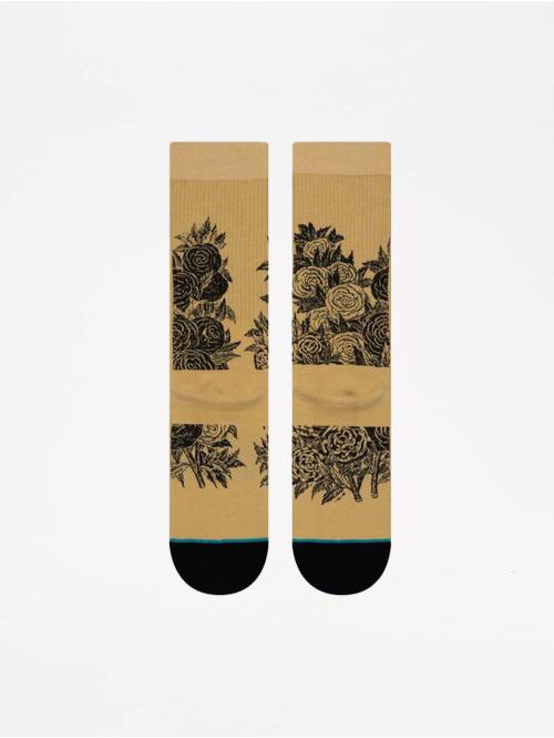Stance Socken Foundation Thorn beige