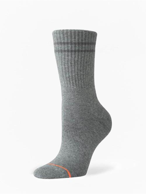 Stance Socken Vitality grau