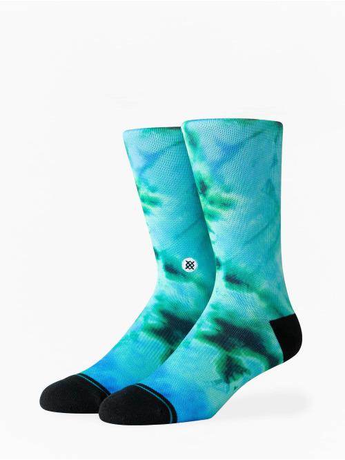 Stance Socken Space Dye grün
