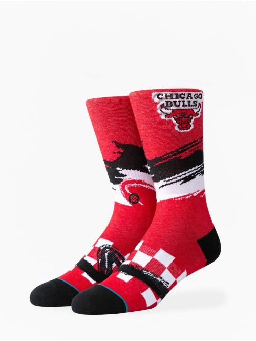 Stance Socken Bulls Wave rot