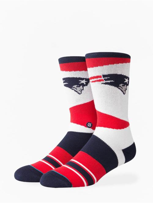 Stance Socken Patriots Retro rot