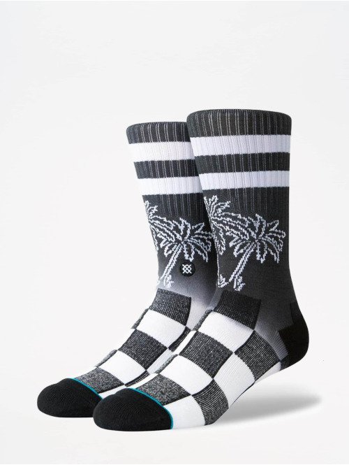 Stance Socken Foundation Dipped schwarz