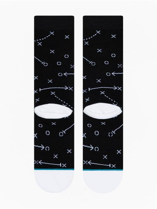Stance Socken Nets Playbook schwarz