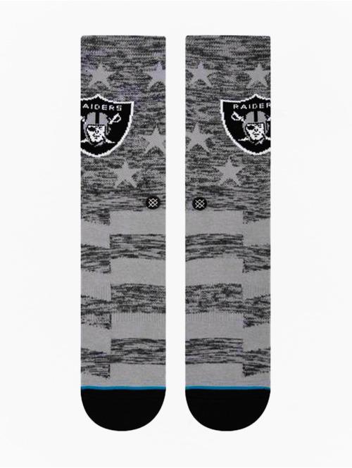 Stance Socken Raiders Banner schwarz