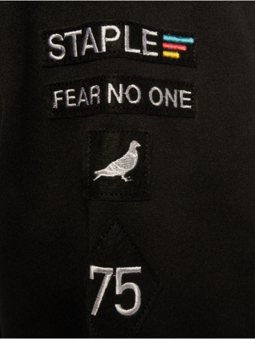 Staple Pigeon Übergangsjacke Poly schwarz
