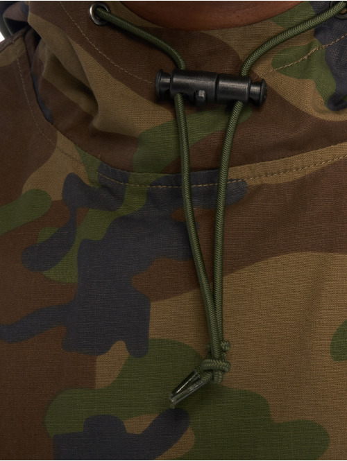 Stüssy Pullover Ripstop camouflage