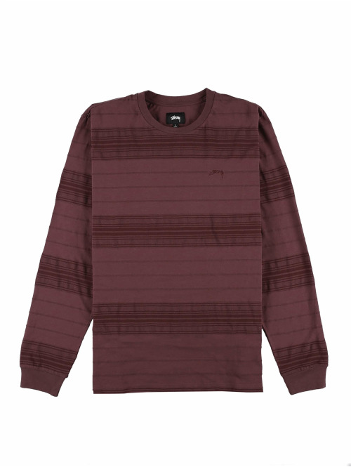 Stüssy Pullover Travis rot