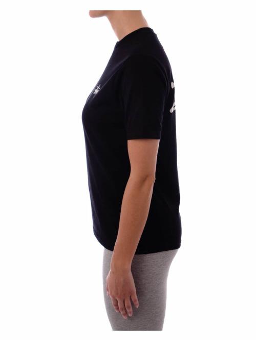 Stüssy T-Shirt Basic schwarz