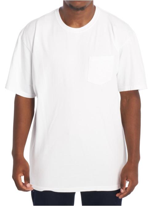 Stüssy T-Shirt Car Plunge Pkt weiß
