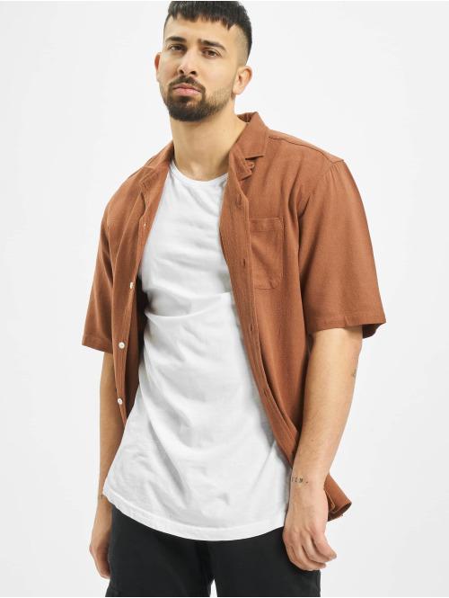 Suit Hemd Jules braun