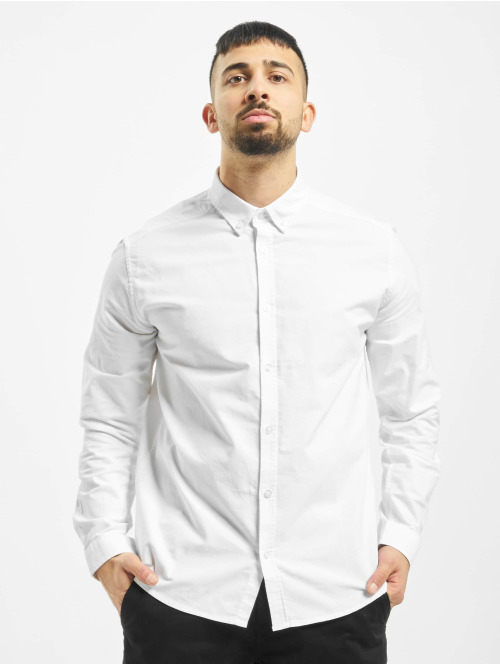 Suit Hemd Oxford weiß