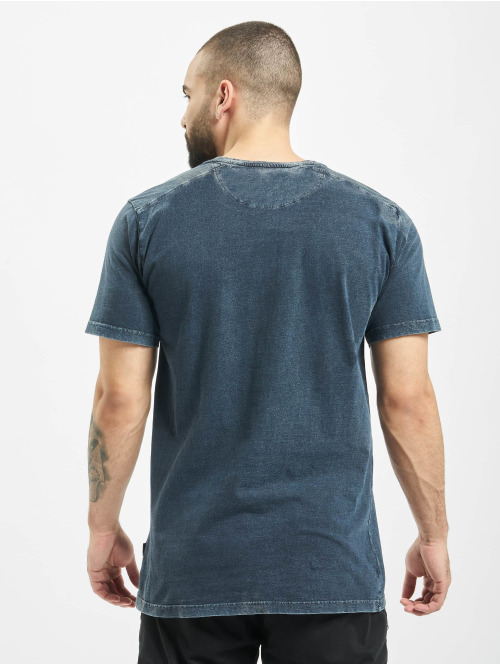 Suit T-Shirt Bart blau