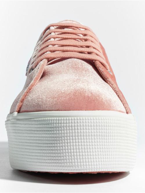 Superga Sneaker 2797 Velvetpolyw pink
