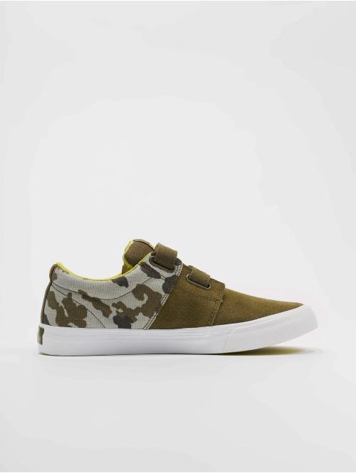 Supra Sneaker Stacks Vulc Ii V olive