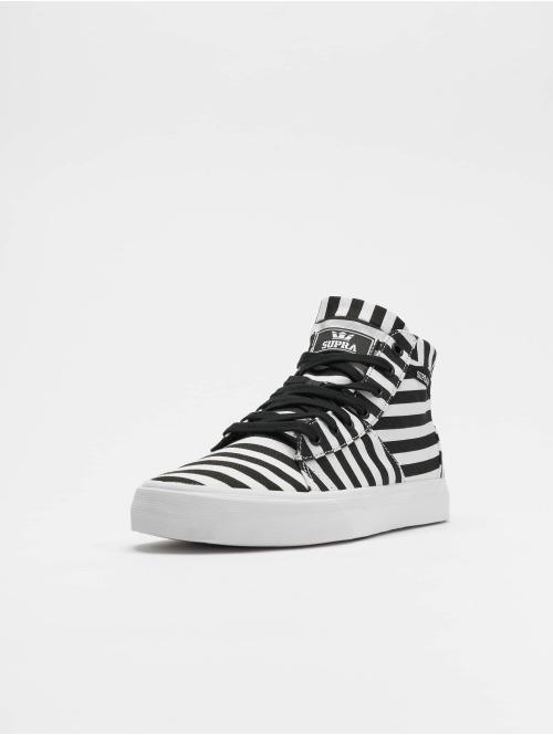 Supra Sneaker Stacks schwarz