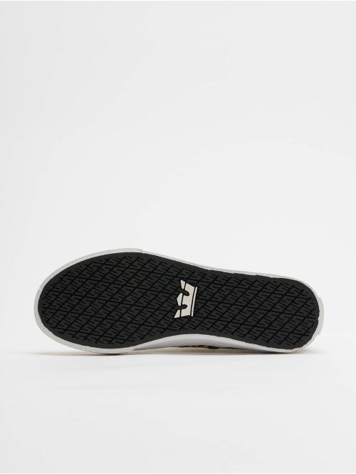 Supra Sneaker Stacks Mid schwarz