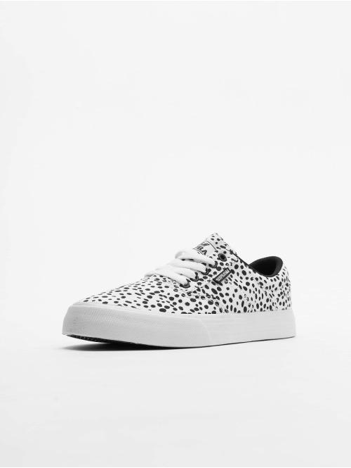 Supra Sneaker Cobalt weiß