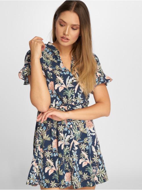 Sweewe jurk Floral blauw