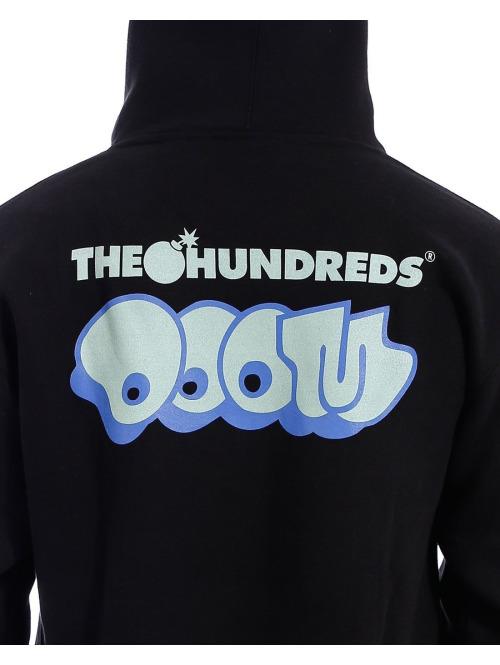 The Hundreds Pullover Villy schwarz