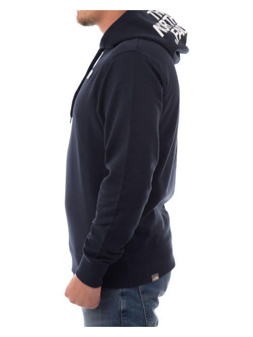 The North Face Hoody Drew Peak blau