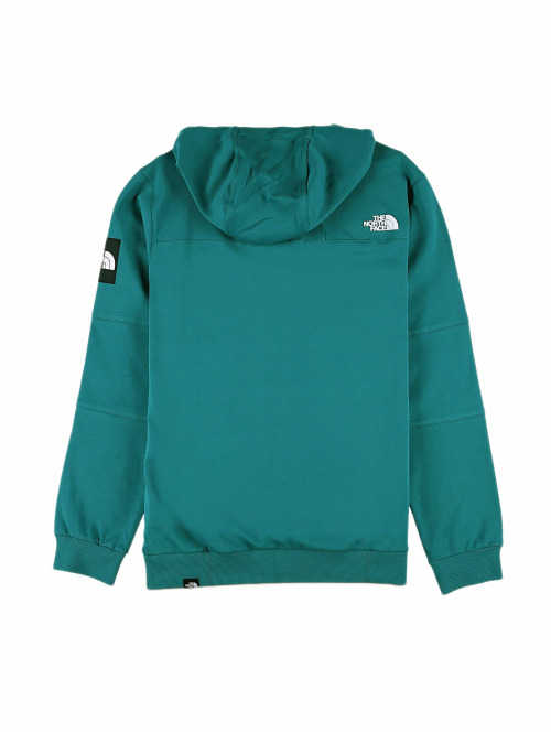 The North Face Hoody M Fine Box blau