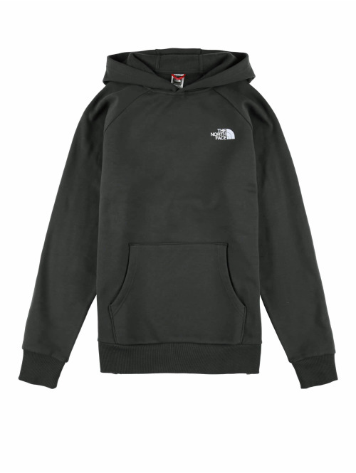 The North Face Hoody M Raglan grau