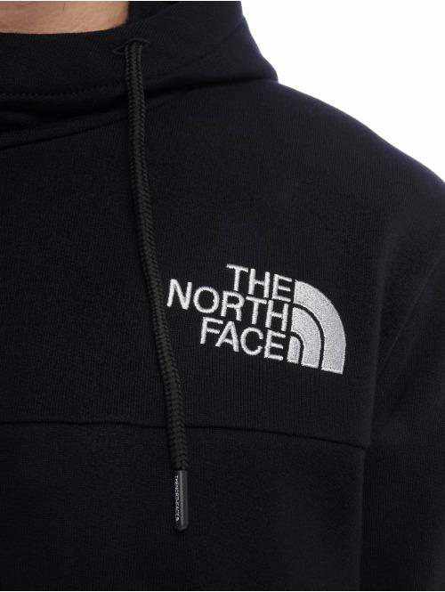 The North Face Hoody Face M Himalayan schwarz