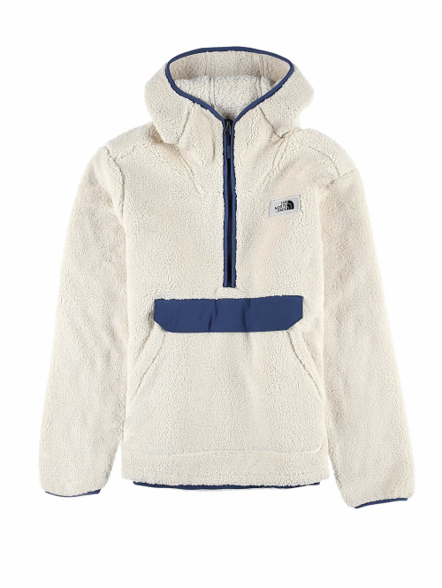 The North Face Hoody M Cmpshr weiß