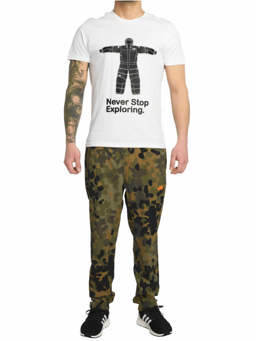The North Face Jogginghose Woven camouflage
