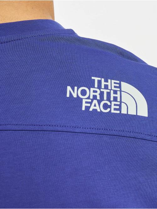 The North Face Longsleeve Light blau
