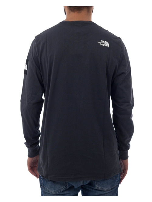 The North Face Longsleeve Fine 2 grau
