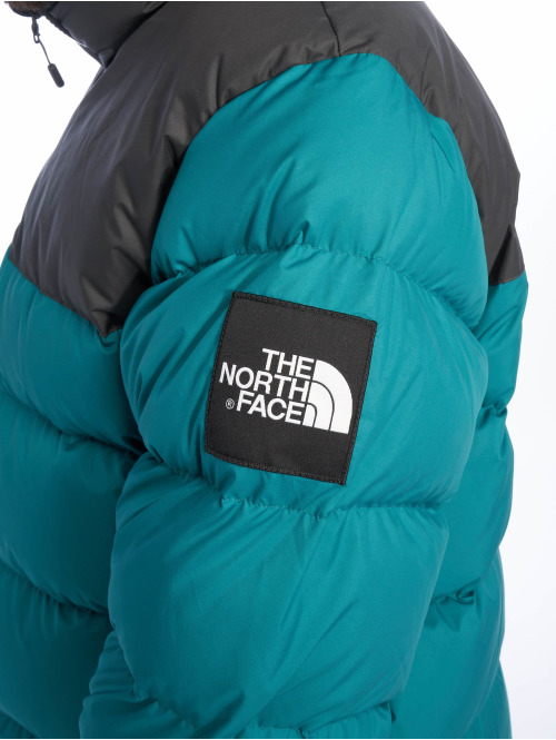 The North Face Puffer Jacket Nuptse grün