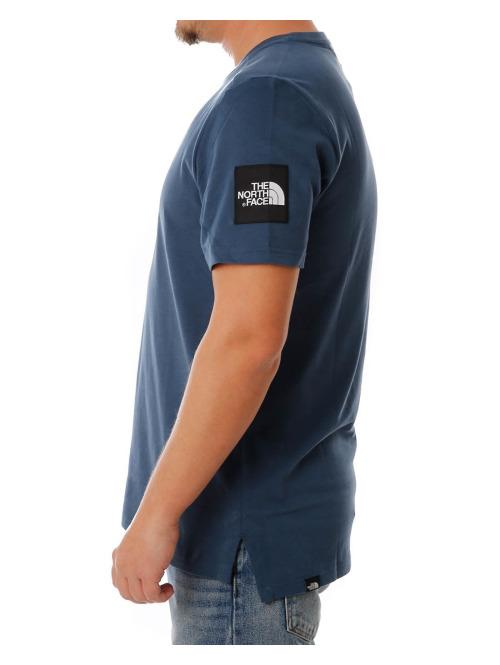 The North Face T-Shirt Fine 2 blau