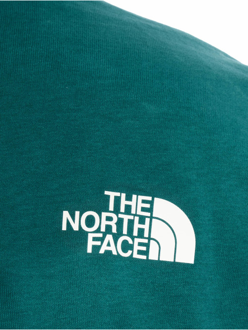 The North Face T-Shirt M Fine 2 blau