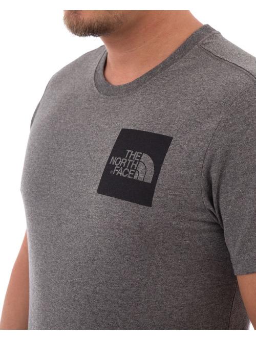 The North Face T-Shirt M SS Fine grau