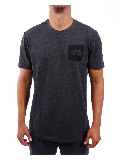 The North Face T-Shirt Fine grau