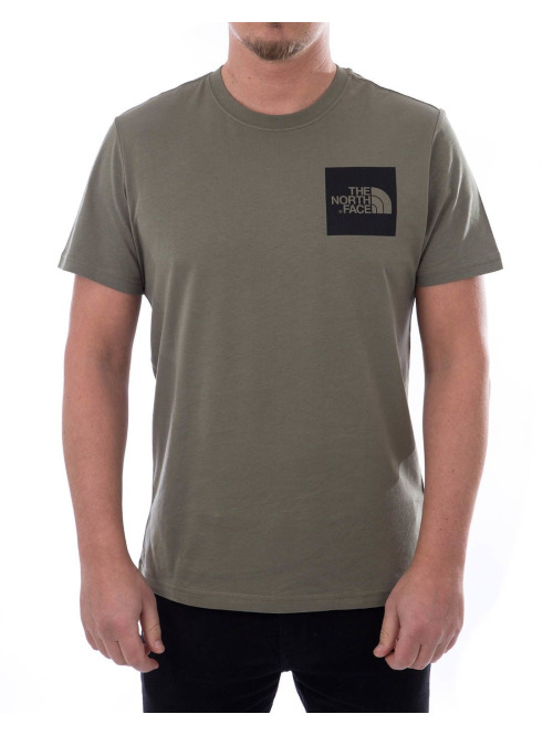 The North Face T-Shirt Fine grün