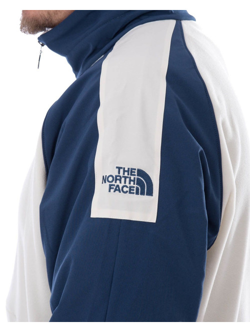 The North Face Übergangsjacke 1990 Staff Fleece Jacket blau