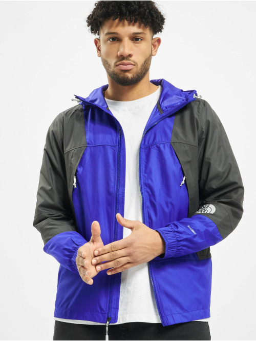 The North Face Übergangsjacke M Mnt Light Windshell blau