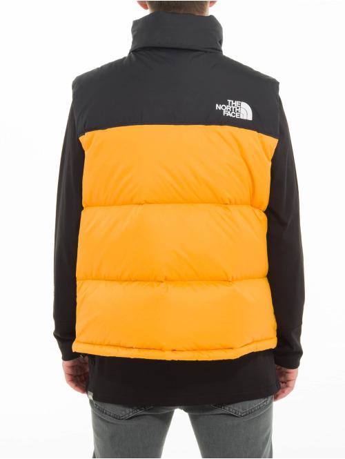 The North Face Weste 1996 Retro Nuptse orange