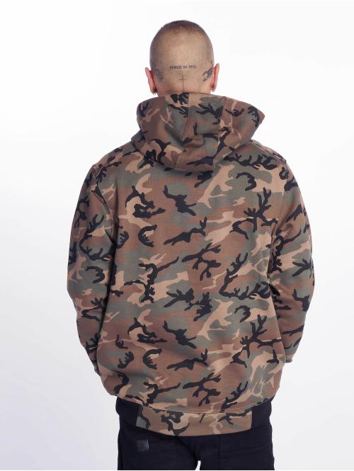 Thug Life Hoody Ssiv camouflage