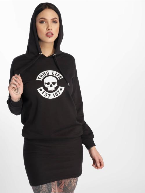 Thug Life jurk  Eve Dress Black/White...