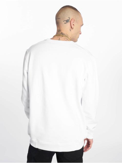 Thug Life Pullover B.Gothic weiß
