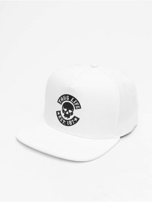 Thug Life Snapback Cap  B.Golden Snapback Cap Wh...