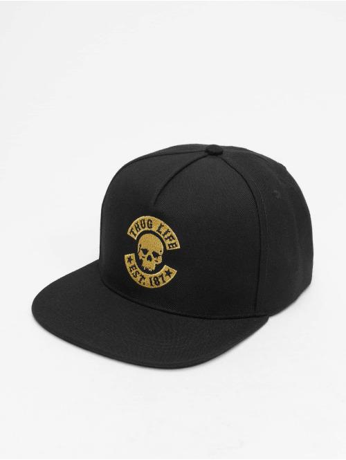 Thug Life snapback cap  B.Golden Snapback Cap Bl...